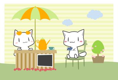 ねこちゃんカフェ