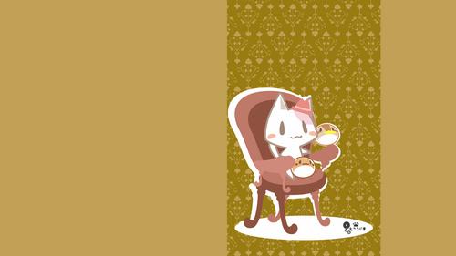 ねこ,猫,雀