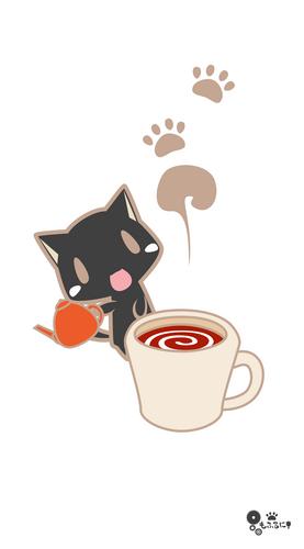 カフェ,猫