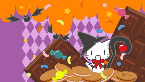 ハロウィン,猫,ねこ
