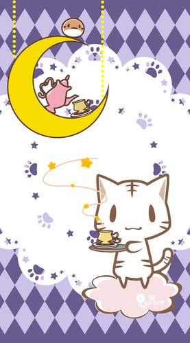 カフェ,ねこ,猫,ふくらすずめ